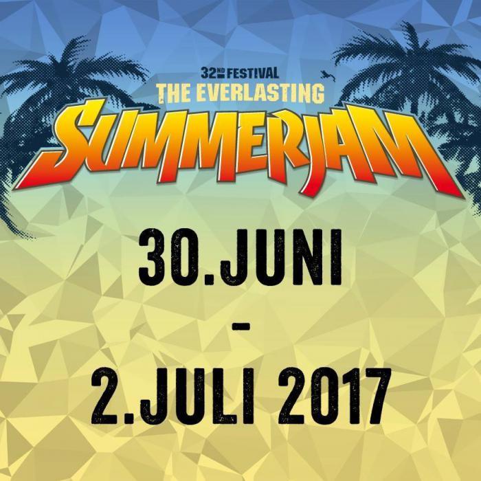 Summerjam : J-3 !