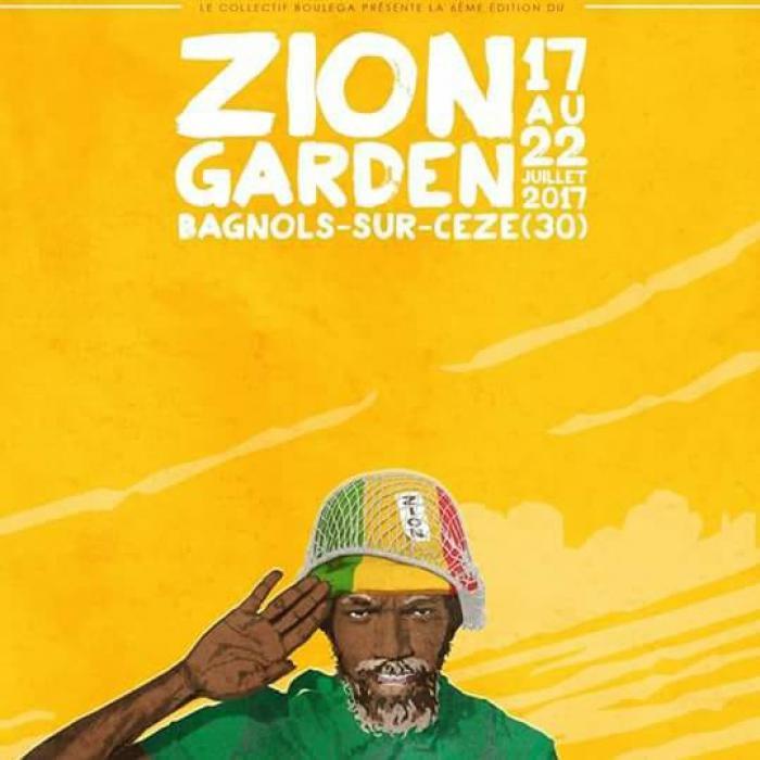 Zion Garden : J-15 !