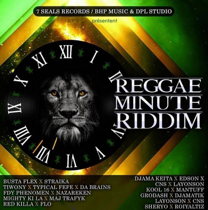 Soirée Reggae Minute Riddim le 13 juillet à Paris