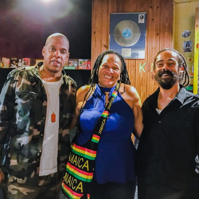 Jay-Z & Damian Marley dévoilent 'Bam'