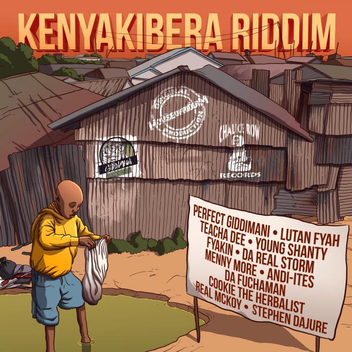 Kenyakibera Riddim chez Giddimani Records