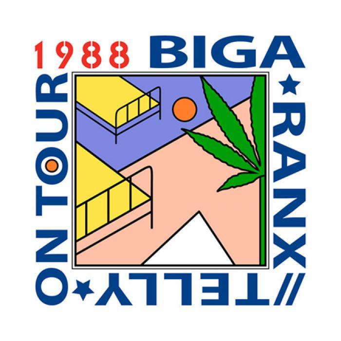 Biga Ranx en tournée