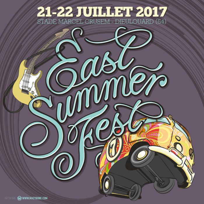 East Summer Fest les 21 et 22 juillet