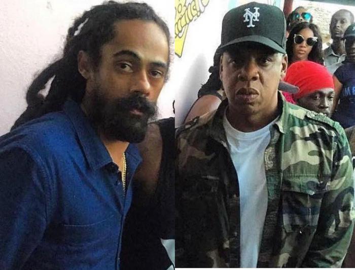 Jay-Z ft Damian Marley 'BAM' le clip !!!