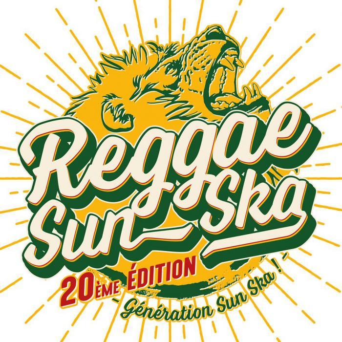 Reggae Sun Ska : J-15 !