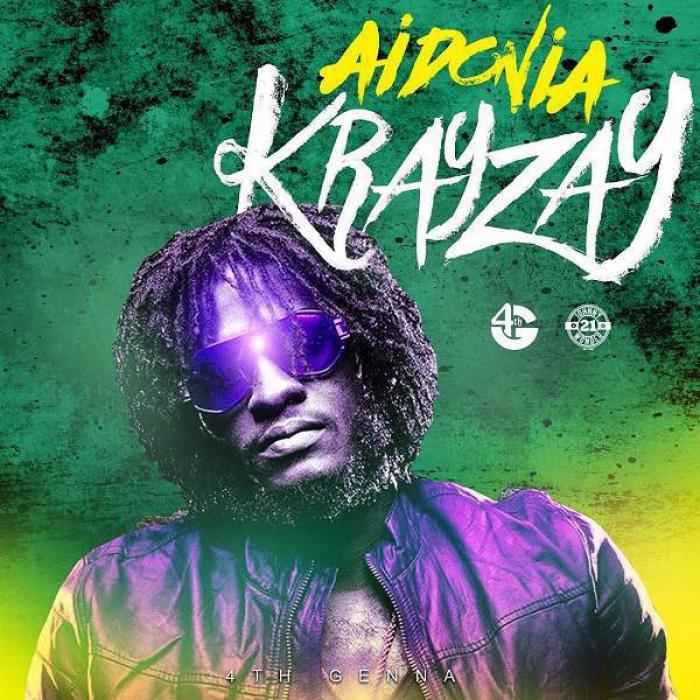 Aidonia : 'Krayzay' le clip