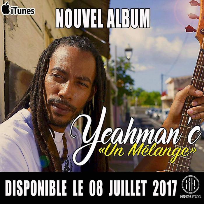 Yeahman'C : 'Un mélange' le clip