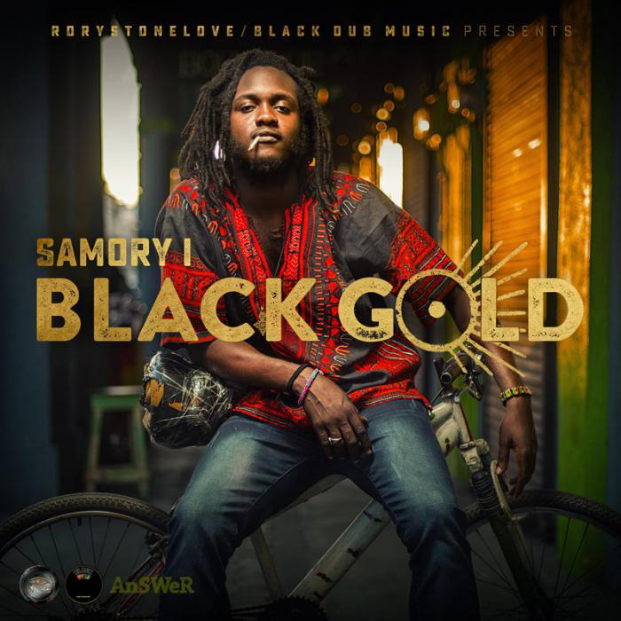 Samory I : 'Black Gold' l'album