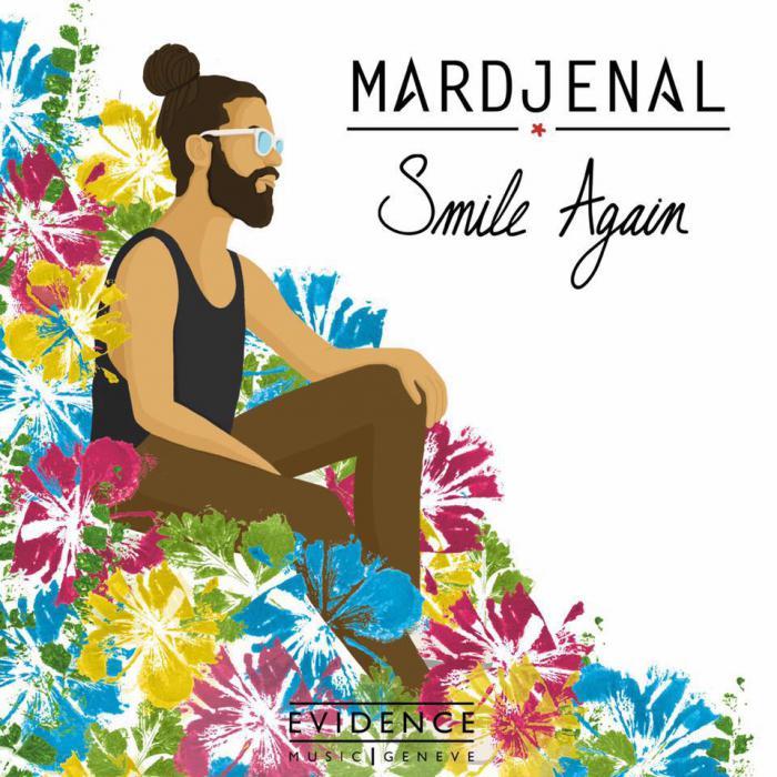 Mardjenal : 'Smile Again' l'album
