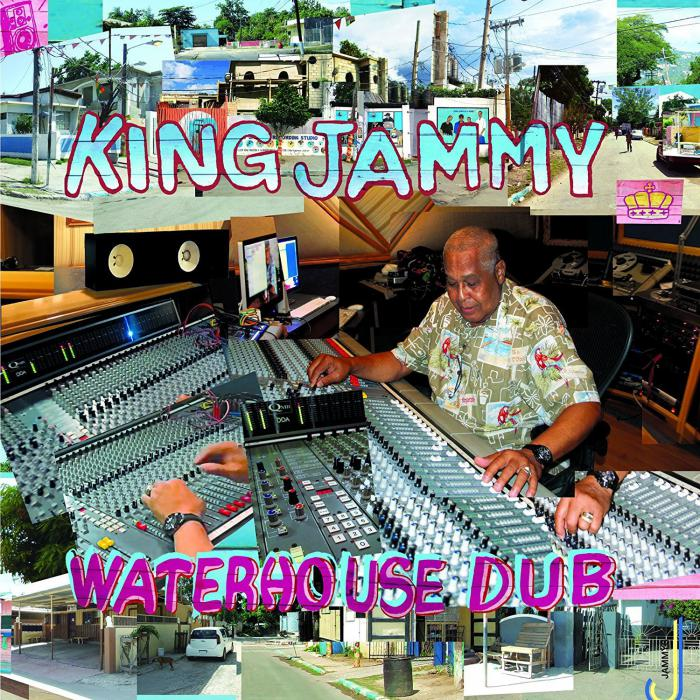 King Jammy : 'Waterhouse Dub' l'album