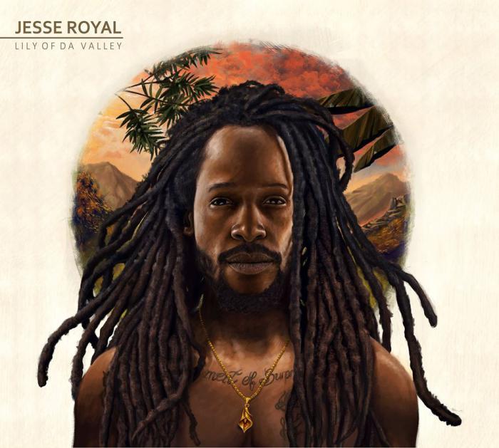 Jesse Royal 'Lily of da Valley' l'album