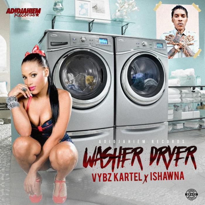 Vybz Kartel & Ishawna : 'Washer Dryer'
