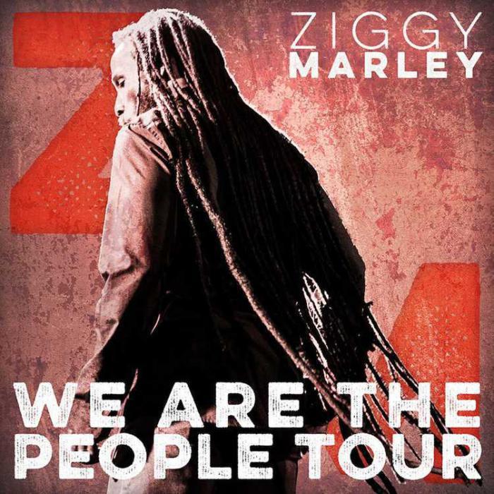 Nouvel album live pour Ziggy Marley