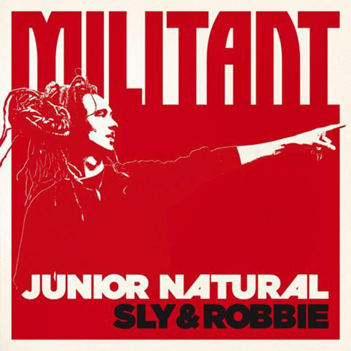 Sly & Robbie collaborent avec Junior Natural