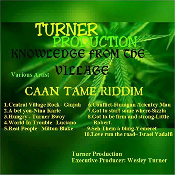 Caan Tame Riddim