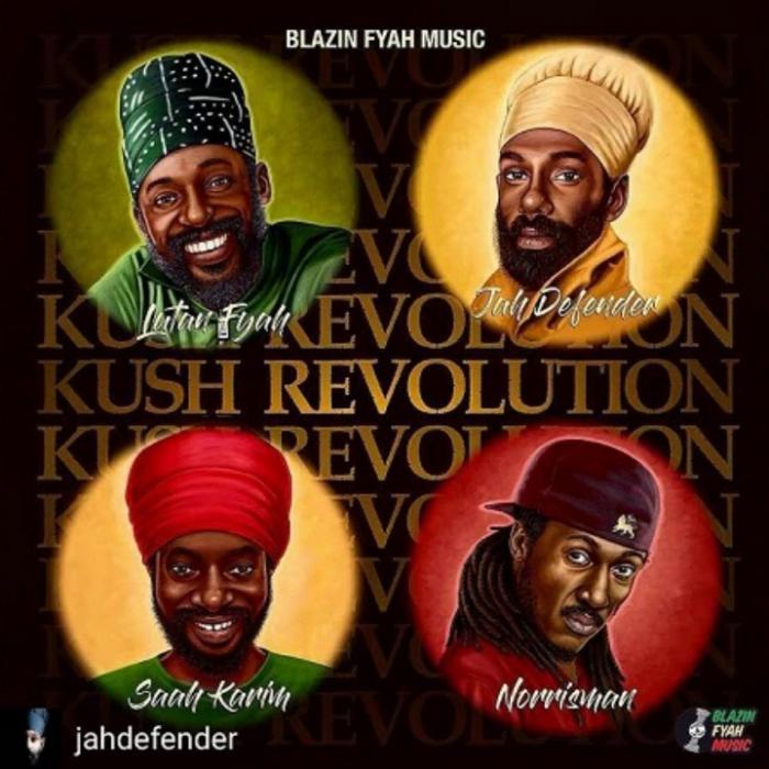 Kush Revolution Riddim