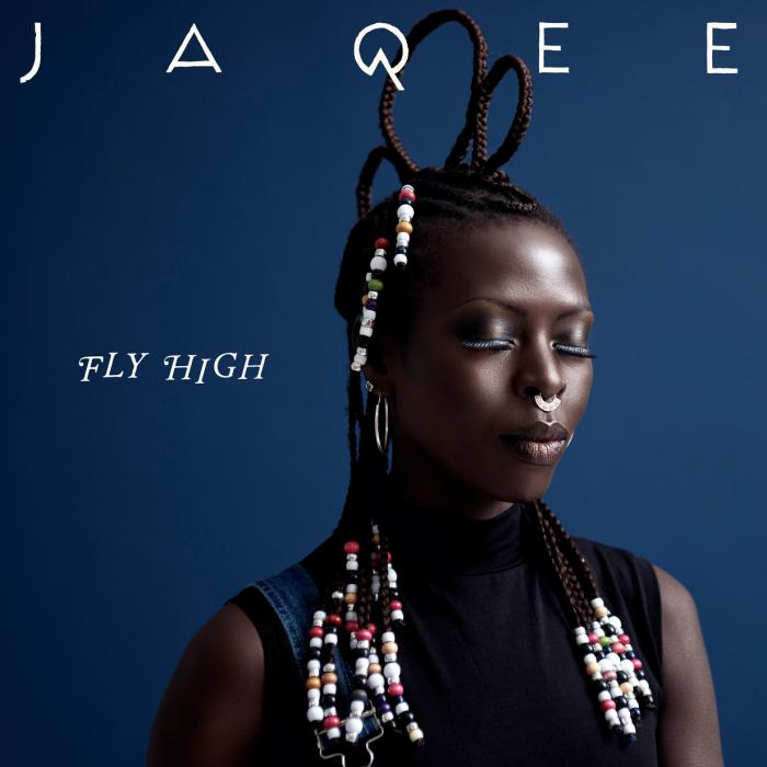 Jaqee : 'Fly High' l'album