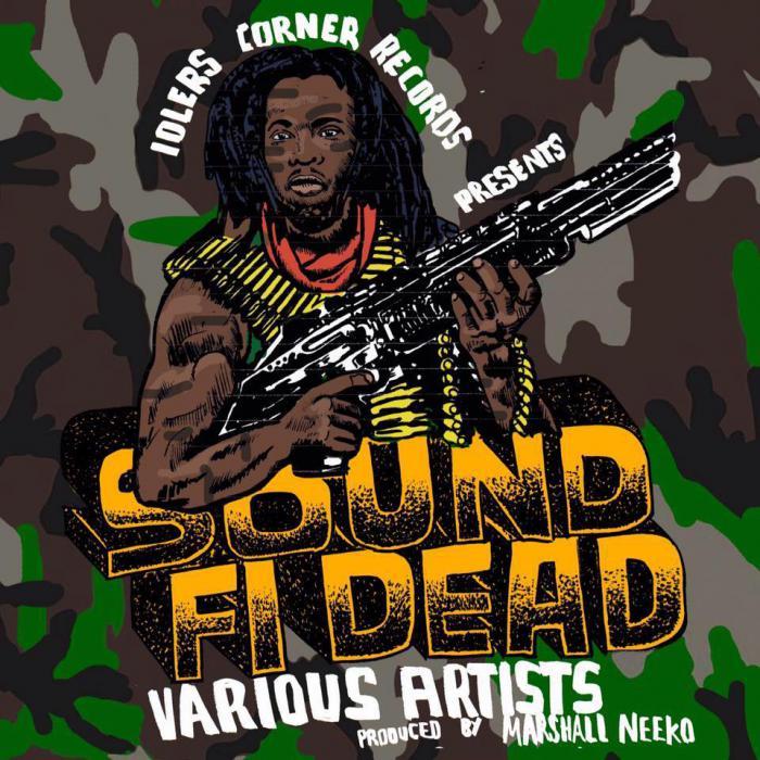 Compil' 'Sound Fi Dead' chez Idlers Corner