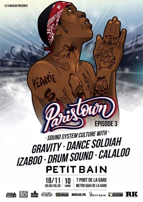 Paristown #3 le 18 novembre