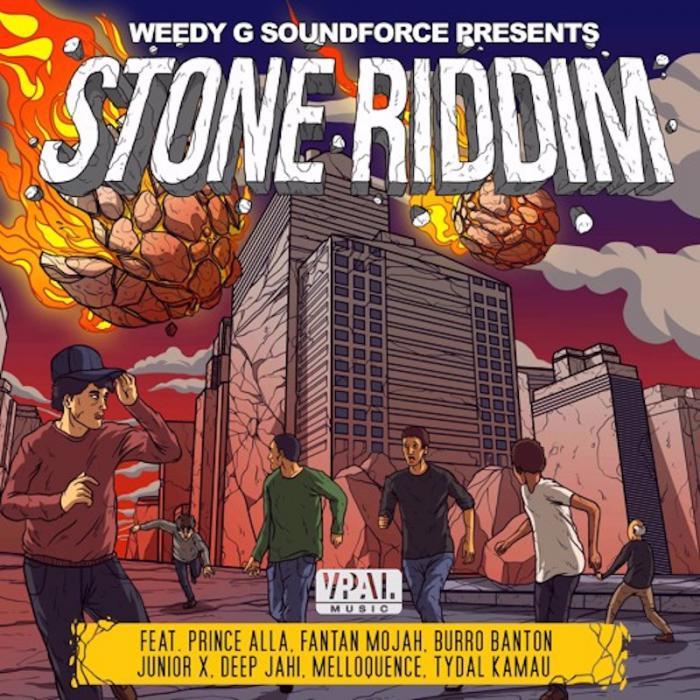 Stone Riddim chez Weedy G