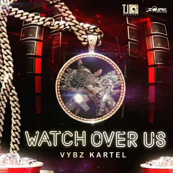 Vybz Kartel : 'Watch Over Us' le clip