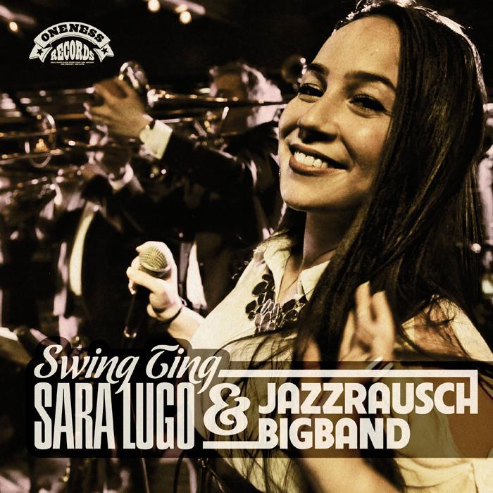 Sara Lugo : un album jazz avec un Big Band !