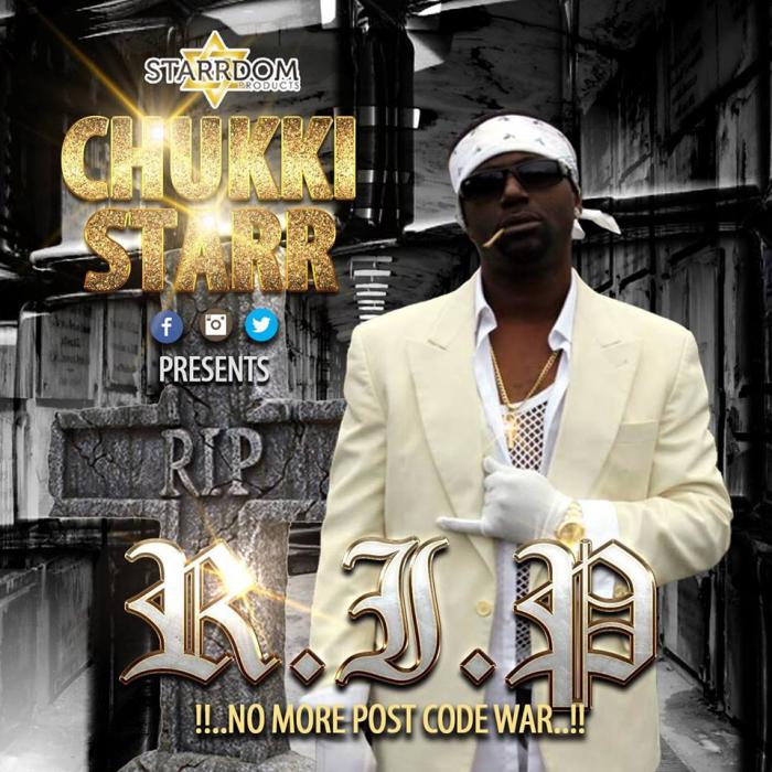 Chukki Starr : 'R.I.P.' le clip