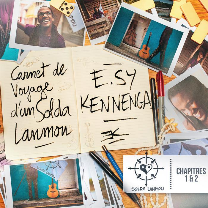 E.Sy Kennenga : 'Carnet de voyage d'un solda lanmou' l'album