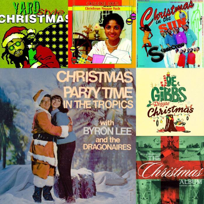 VP Records fête Noël