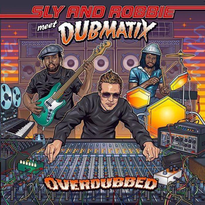 Dubmatix : un album avec Sly & Robbie