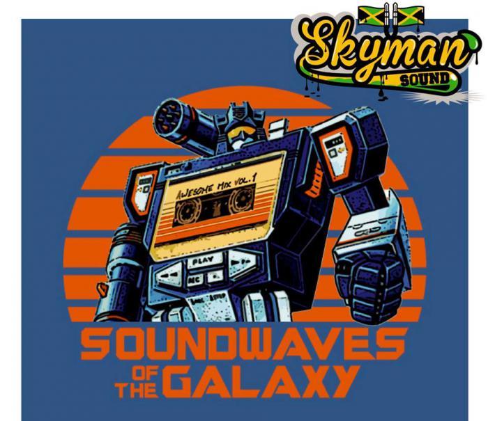 Skyman Sound : 'Soundwaves of the Galaxy' mixtape