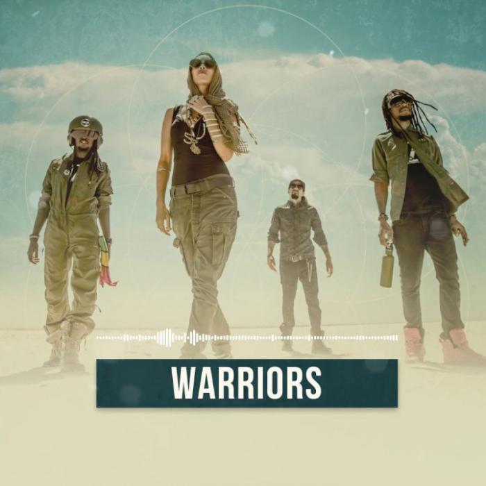 Nattali Rize : 'Warriors' le clip