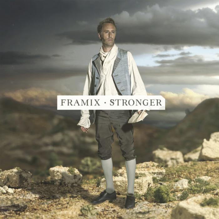 Framix de retour avec le single 'Stronger'