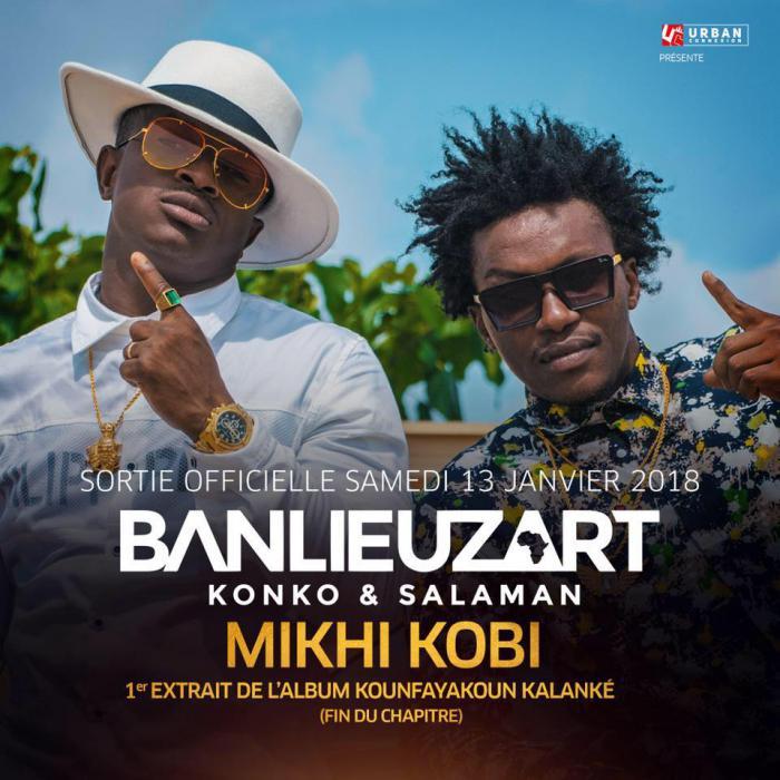 Banlieuz'Art - 'Mikhi Kobi' avant l'album