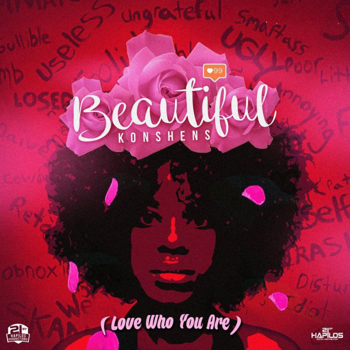 Konshens : 'Beautiful' nouveau single