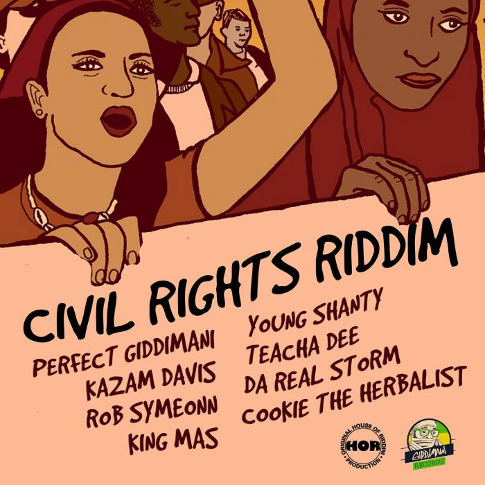 Civil Rights Riddim chez Giddimani Records