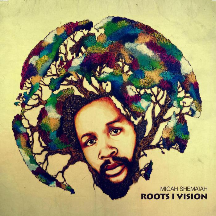 Micah Shemaiah : 'Roots I Vision' l'album