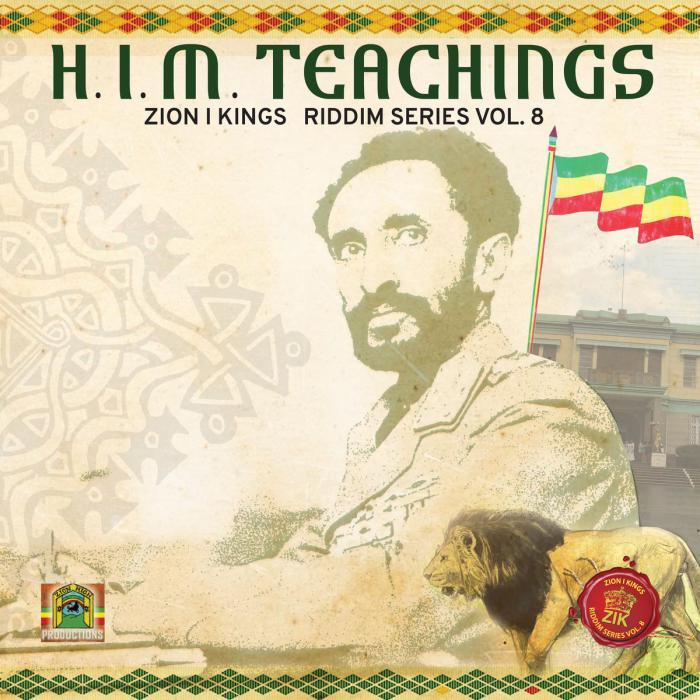 H.I.M Teachings Riddim chez Zion I Kings