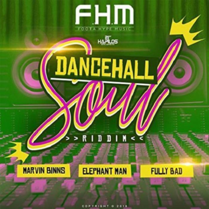 Dancehall Soul Riddim chez Foota Hype Music