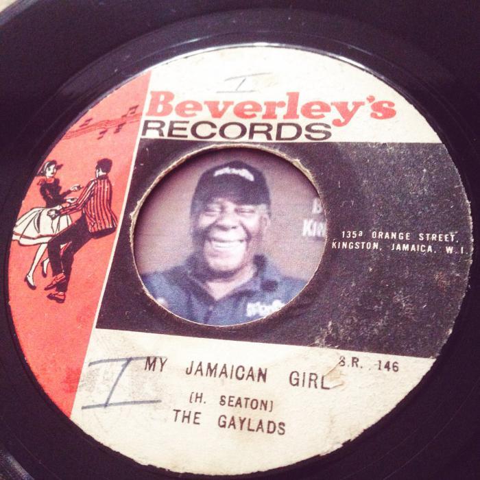 Morceau du jour : My Jamaican Girl