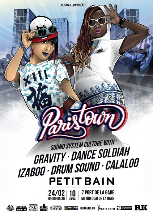 Paristown #4 le 24 février