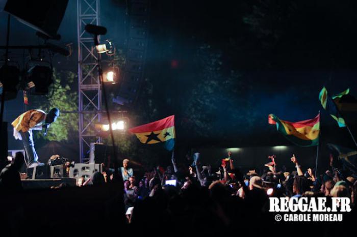 EXCLU !!! Retour d'un Festival Roots Reggae à Bagnols