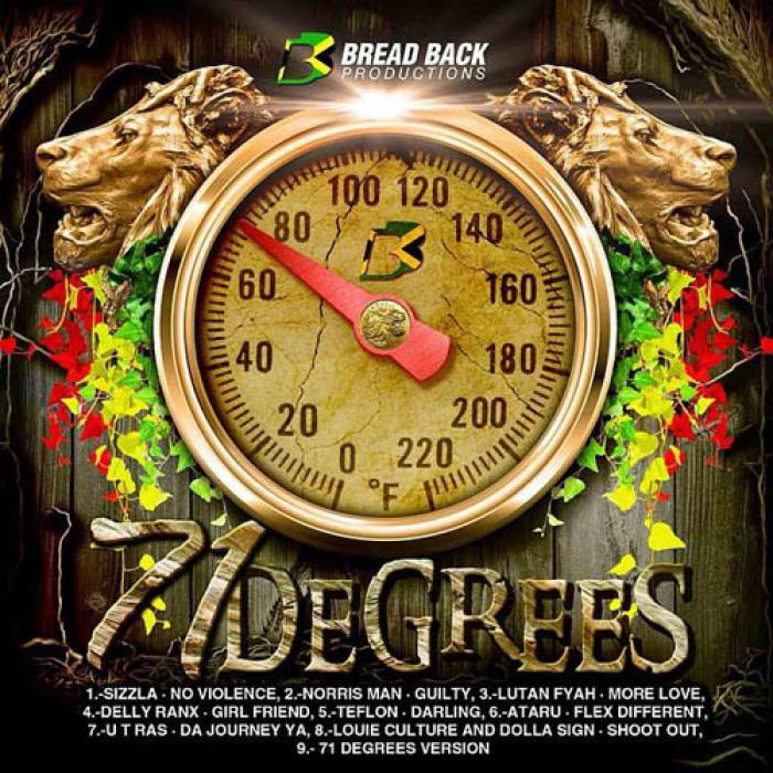 71 Degrees Riddim chez Breadback