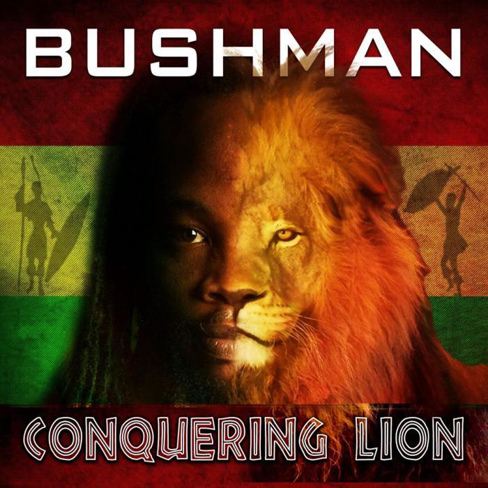 Bushman : 'Conquering Lion' l'album