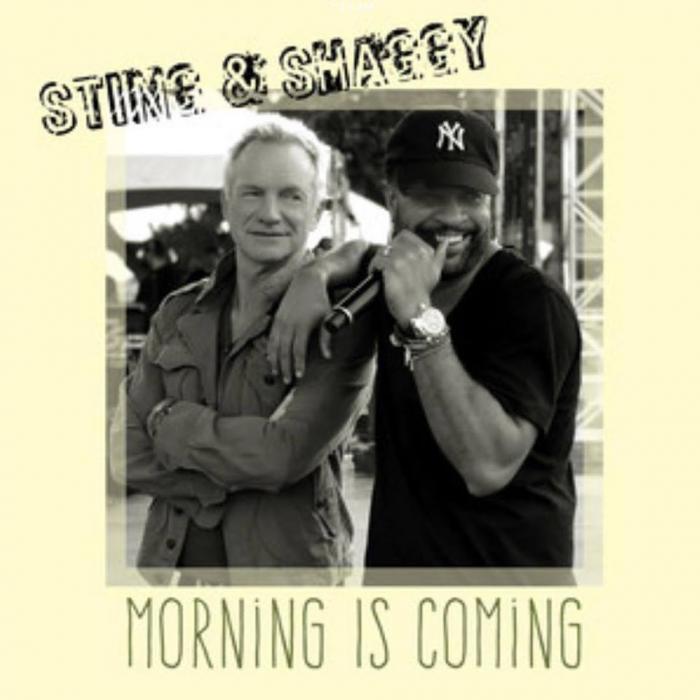 Shaggy & Sting : nouvel extrait de l'album