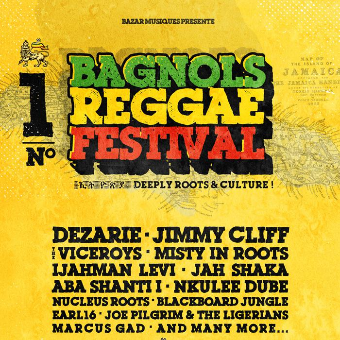 Les nouveaux noms du Bagnols Reggae Festival