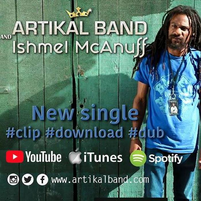 Ishmel McAnuff & Artikal : 'Jah Was There for Me'