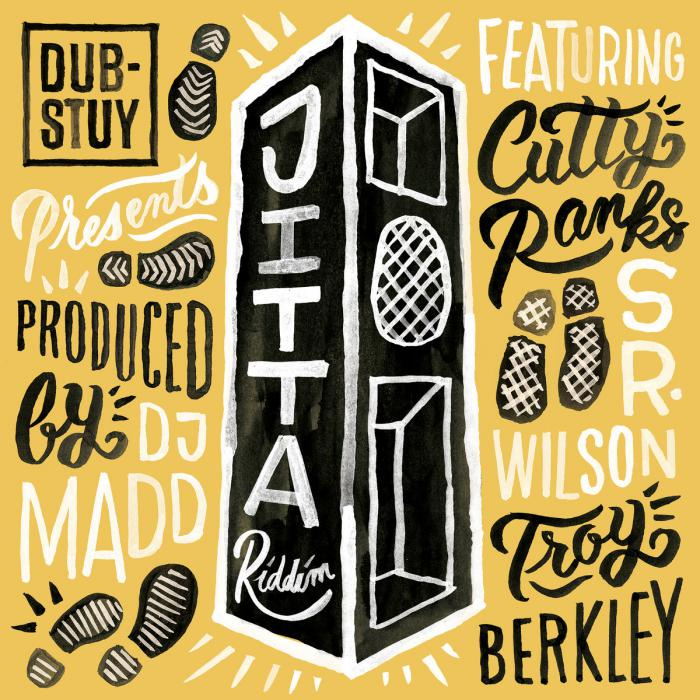 Jitta Riddim chez Dub Stuy Records