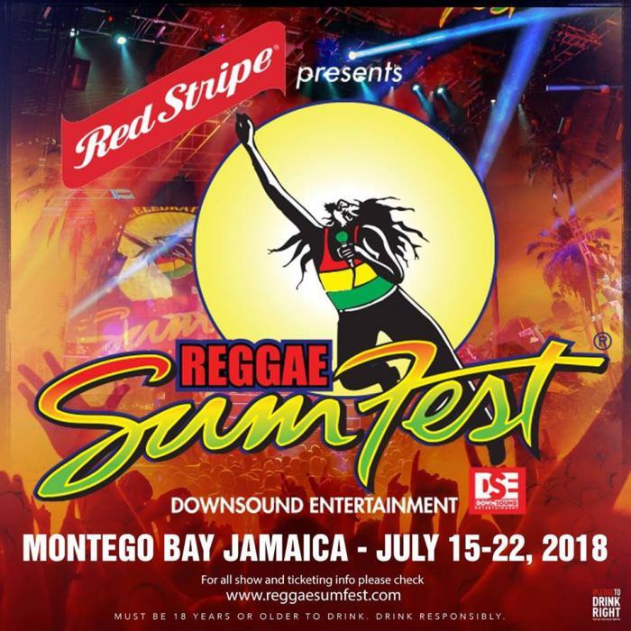La prog complète du Sumfest en Jamaïque