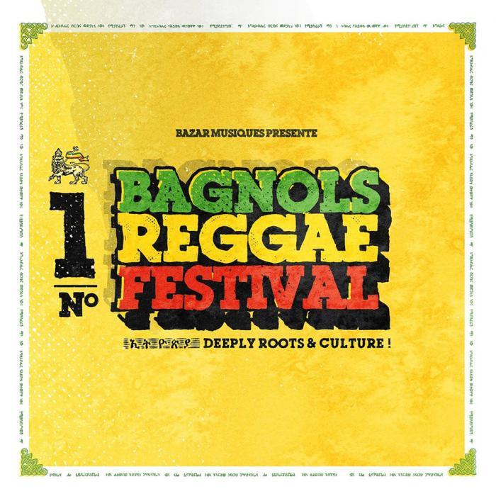 Julian Marley, Anthony B., Alpha Blondy au Bagnols Reggae Festival